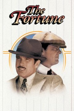 The Fortune movie poster.