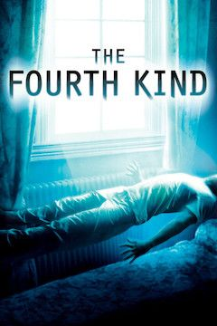 The Fourth Kind movie poster.
