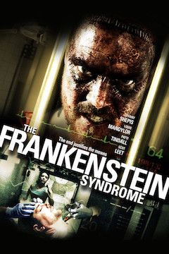 The Frankenstein Syndrome movie poster.