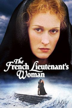 The French Lieutenant's Woman movie poster.