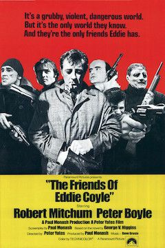 The Friends of Eddie Coyle movie poster.