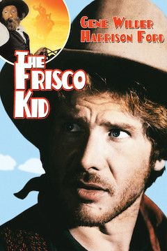 Poster for the movie The Frisco Kid