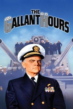 The Gallant Hours movie poster.