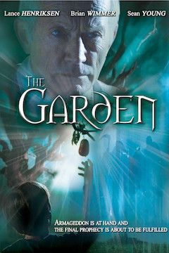 The Garden movie poster.