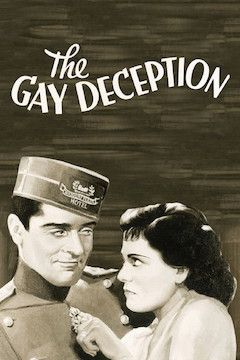 The Gay Deception movie poster.
