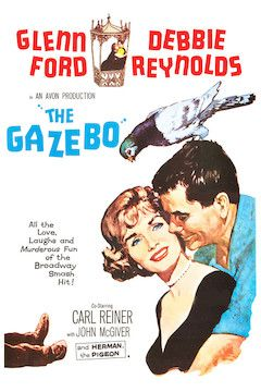 Poster for the movie The Gazebo