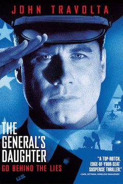 The General's Daughter movie poster.