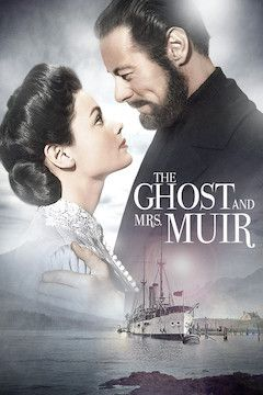 The Ghost and Mrs. Muir movie poster.