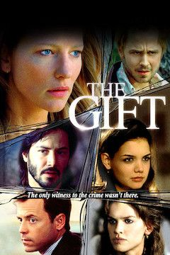 The Gift movie poster.
