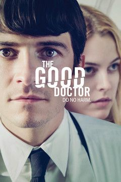 The Good Doctor movie poster.