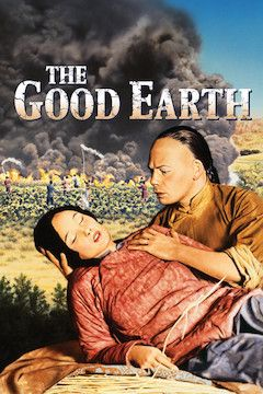 The Good Earth movie poster.