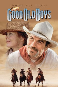 The Good Old Boys movie poster.