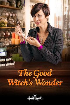 The Good Witch's Wonder movie poster.