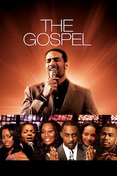 The Gospel movie poster.
