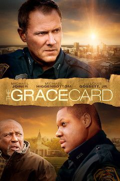 The Grace Card movie poster.