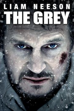 The Grey movie poster.
