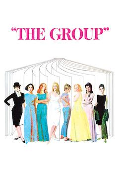 The Group movie poster.