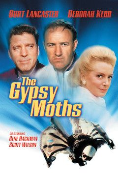 The Gypsy Moths movie poster.