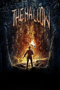 The Hallow movie poster.