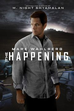 The Happening movie poster.