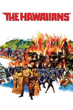 The Hawaiians movie poster.
