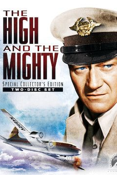 The High and the Mighty movie poster.