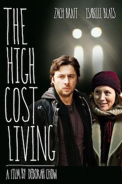 The High Cost of Living movie poster.