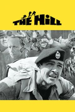The Hill movie poster.