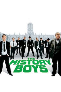 The History Boys movie poster.