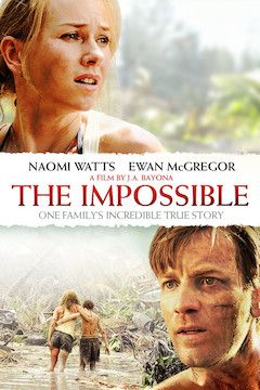 The Impossible movie poster.