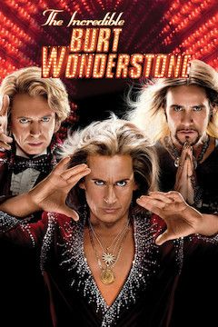 The Incredible Burt Wonderstone movie poster.