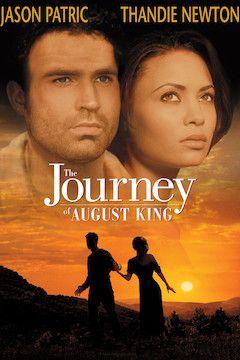 The Journey of August King movie poster.