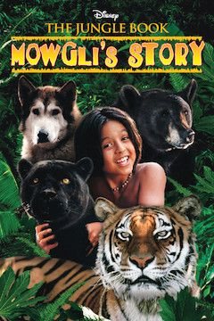 The Jungle Book: Mowgli's Story movie poster.