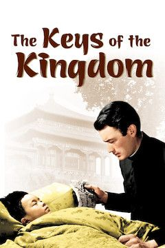 Poster for the movie The Keys of the Kingdom