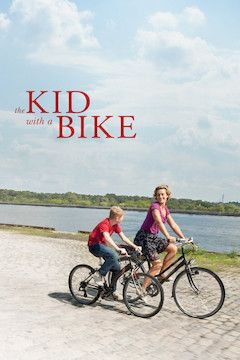 The Kid With a Bike movie poster.