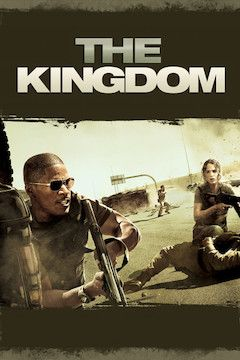 The Kingdom movie poster.