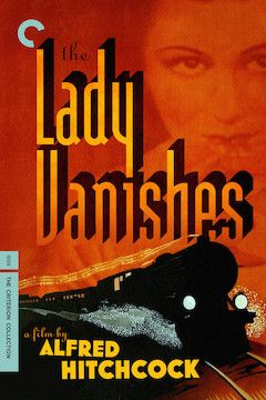 The Lady Vanishes movie poster.