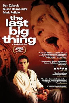 The Last Big Thing movie poster.