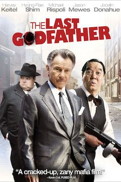 The Last Godfather movie poster.