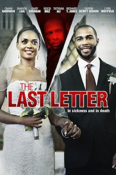 The Last Letter movie poster.