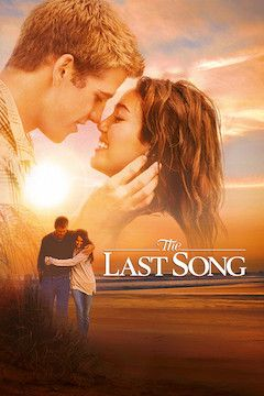 The Last Song movie poster.