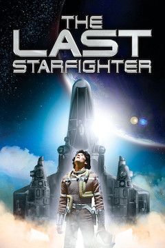 The Last Starfighter movie poster.