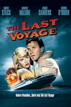 The Last Voyage movie poster.