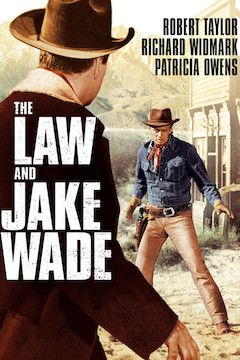 The Law and Jake Wade movie poster.