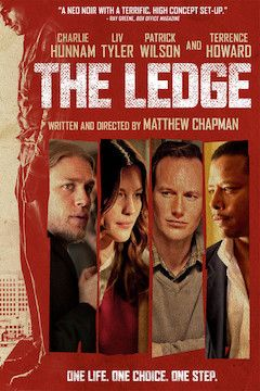 The Ledge movie poster.