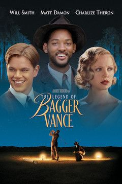 The Legend of Bagger Vance movie poster.