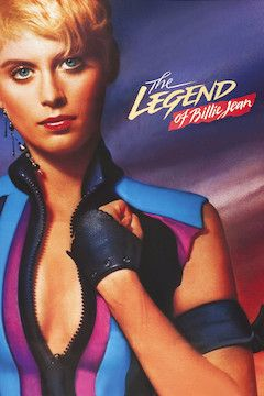 The Legend of Billie Jean movie poster.