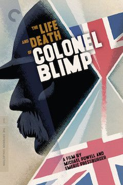 The Life and Death of Colonel Blimp movie poster.