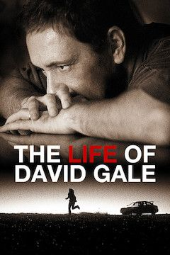 Poster for the movie The Life of David Gale