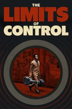 The Limits of Control movie poster.